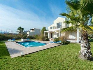 Ferienhaus Villa Apollo Classico in Afandou - 6 Personen, 3 Schlafzimmer