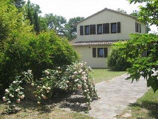 La Piccola Quercia - Stilvolles Ferienhaus in ruhiger Umgebung