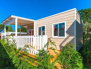 Ferienhaus - 6 Personen*, 28 m2 Wohnflache, 2 Schlafzimmer, Internet/WIFI