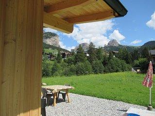 Chalet Dumbria Dolomites