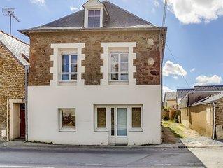 Ferienwohnung Le Goeland in Saint Lunaire - 6 Personen, 2 Schlafzimmer