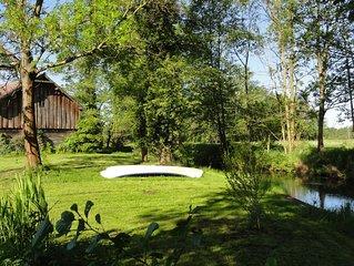 Ferienwohnung 'Spreewaldkahn' direkt am Fliess, Spreewaldhof Schupan