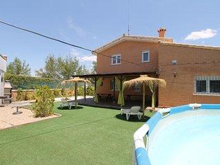 Ferienhaus Seseña Nuevo für 1 - 16 Personen mit 5 Schlafzimmern - Ferienhaus
