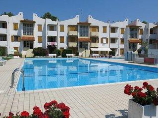 Ferienwohnung Ferienwohnung mit Pool (CAO630) in Caorle - 4 Personen, 1 Schlafzi