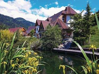 2 Zimmer Unterkunft in Ljubno ob Savinji
