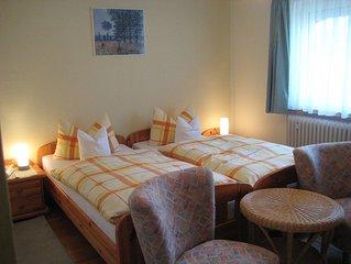 Ferienwohnung Hirschbühl, 65 qm, 1 Schlafzimmer, max. 2 Personen