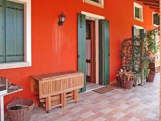 Ferienwohnung Fuoco (EUG111) in Colli Euganei - 5 Personen, 1 Schlafzimmer