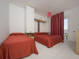 Ferienwohnung Rosburgo in Roseto degli Abruzzi - 4 Personen, 1 Schlafzimmer