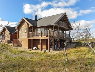 Ferienhaus Villa kaiku in Inari - 7 Personen, 2 Schlafzimmer
