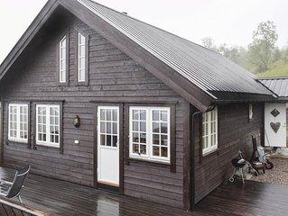 4 Zimmer Unterkunft in Vik I Sogn