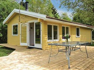 2 Zimmer Unterkunft in Borup