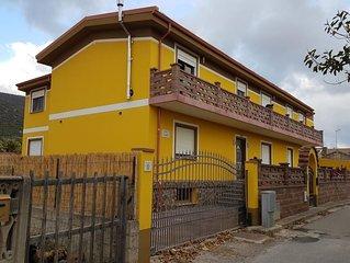 IUN: P7093 - Wohnung in Sant'Anna Arresi, wenige Autominuten vom Strand.