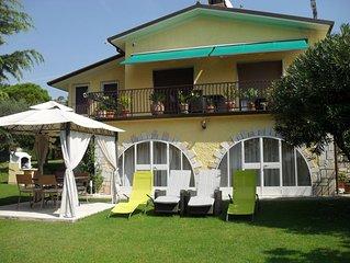 Casa Romantica – gemutliche Ferienwohnung in Villenanlage Bellavista