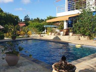Momo`s Apartement in moderner Villa ,Diani Beach,
