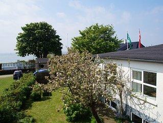 Ferienhaus - Bungalow mit Meerblick
