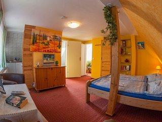 Alte Strandvogtei Sellin, Ferienappartement 2, direkt im Herzen vom Ostseebad Se