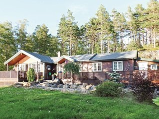 5 Zimmer Unterkunft in Tingvatn
