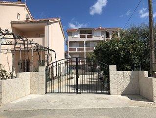 Ferienhaus Rössler  Apartment Leonie 2+1 Insel Rab in Lopar