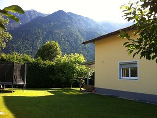 75 m2 Wohnung am Goldeck