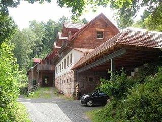 Ferienhaus Kulmbach für 15 - 16 Personen mit 6 Schlafzimmern - Ferienhaus