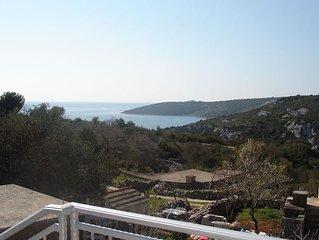 Ferienhaus Villa Vinko  - Bucht Voluja (Vinisce), Riviera Trogir, Kroatien