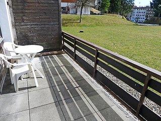 Ferienwohnung Eurotel in Villars - 3 Personen, 2 Schlafzimmer