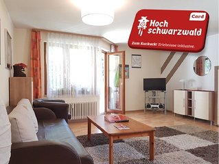Waldklang Titisee (W7) + Hochschwarzwald Card