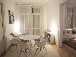 Luxuriose Altbauwohnung in Freiburgs bester Lage 160qm
