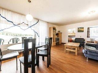 Ferienwohnung SCHWALBE, 65qm, 2 Schlafzimmer, max. 4 Personen
