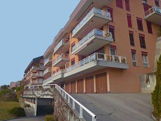 Ferienwohnung Montreux - Panorama in Montreux - 5 Personen, 3 Schlafzimmer