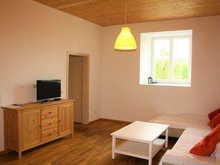 Ferienwohnung Scheune Obergeschoß, 3 Schlafzimmer, max. 8 Personen