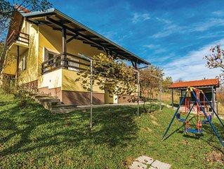 2 Zimmer Unterkunft in Sv.Kriz Zacretje