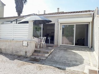 Ferienhaus Maison Latama in Cap d'Agde - 6 Personen, 2 Schlafzimmer