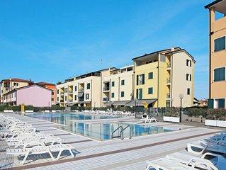 Apartment Residence Albatros  in Caorle, Adriatic Sea / Adria - 4 persons, 1 be
