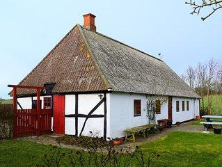 Idyllisches Ferienhaus auf Langeland
