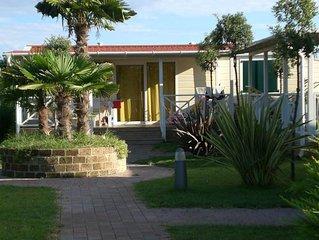 Ferienhaus - 6 Personen*, 34m² Wohnfläche, 3 Schlafzimmer, Internet/WIFI