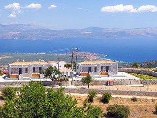 Neue Ferienhäuser mit traumhaftem Meerblick