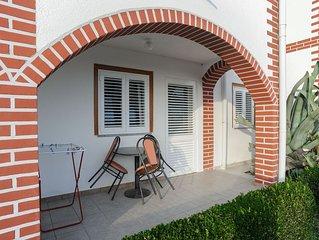 Ferienwohnung NB  A2(2+2)  - Novalja, Insel Pag, Kroatien