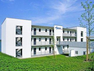 Appartements in der Lagune Kahnsdorf am Hainer See, Neukieritzsch
