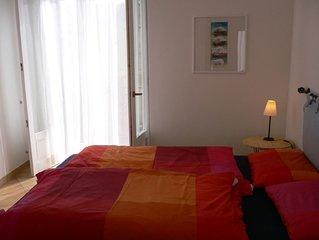 Wohnung Cristina in Casa Sicilia 2. Etage - direkt in Castellammare mit Ausblick