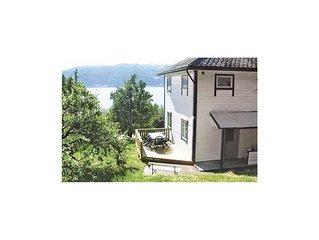 4 Zimmer Unterkunft in Vangsnes