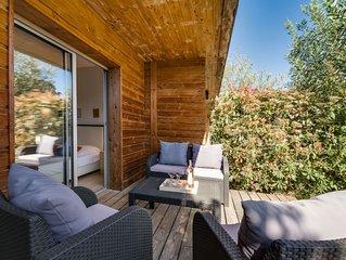 Ferienwohnung Cala Sultana in Porto Vecchio - 5 Personen, 2 Schlafzimmer