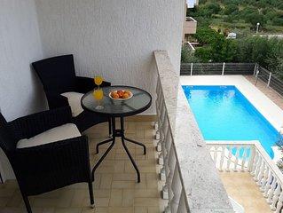 Ferienwohnung Olive  A2(4+1)  - Biograd, Riviera Biograd, Kroatien