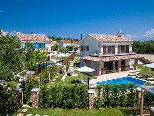 DeLuxe Villa Suza in Dobrinj