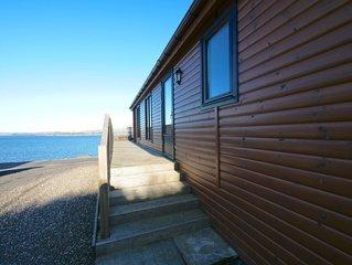 Ferienhaus Loch Leven Lodge in Kinross - 5 Personen, 3 Schlafzimmer