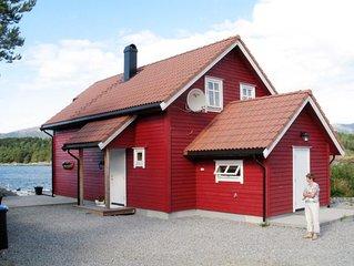 Ferienhaus Nye hytta (FJS518) in Kvammen - 6 Personen, 3 Schlafzimmer