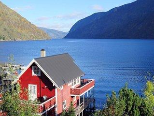 Ferienhaus Heimdall (FJS604) in Arnafjord - 5 Personen, 2 Schlafzimmer