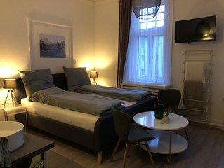 Doppelzimmer 2 mit Etagenbad