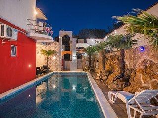Villa mit Pool -PALM A CROATIA
