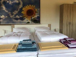 Nice room near Strasbourg - Europapark - Schwarzwald  44sq